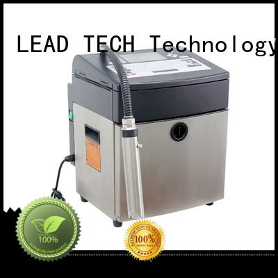 LEAD TECH New inkjet date printer OEM for building materials printing