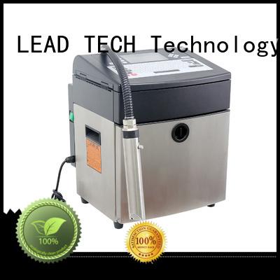 LEAD TECH New inkjet date printer OEM for building materials printing