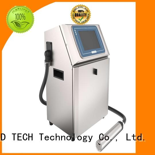 LEAD TECH inkjet printer news manufacturers for food industry printing