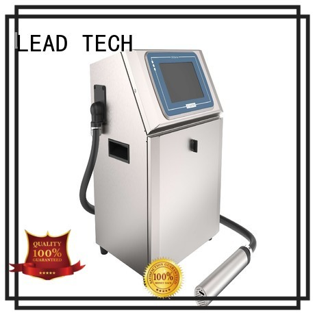 LEAD TECH small colour printer for business for building materials printing