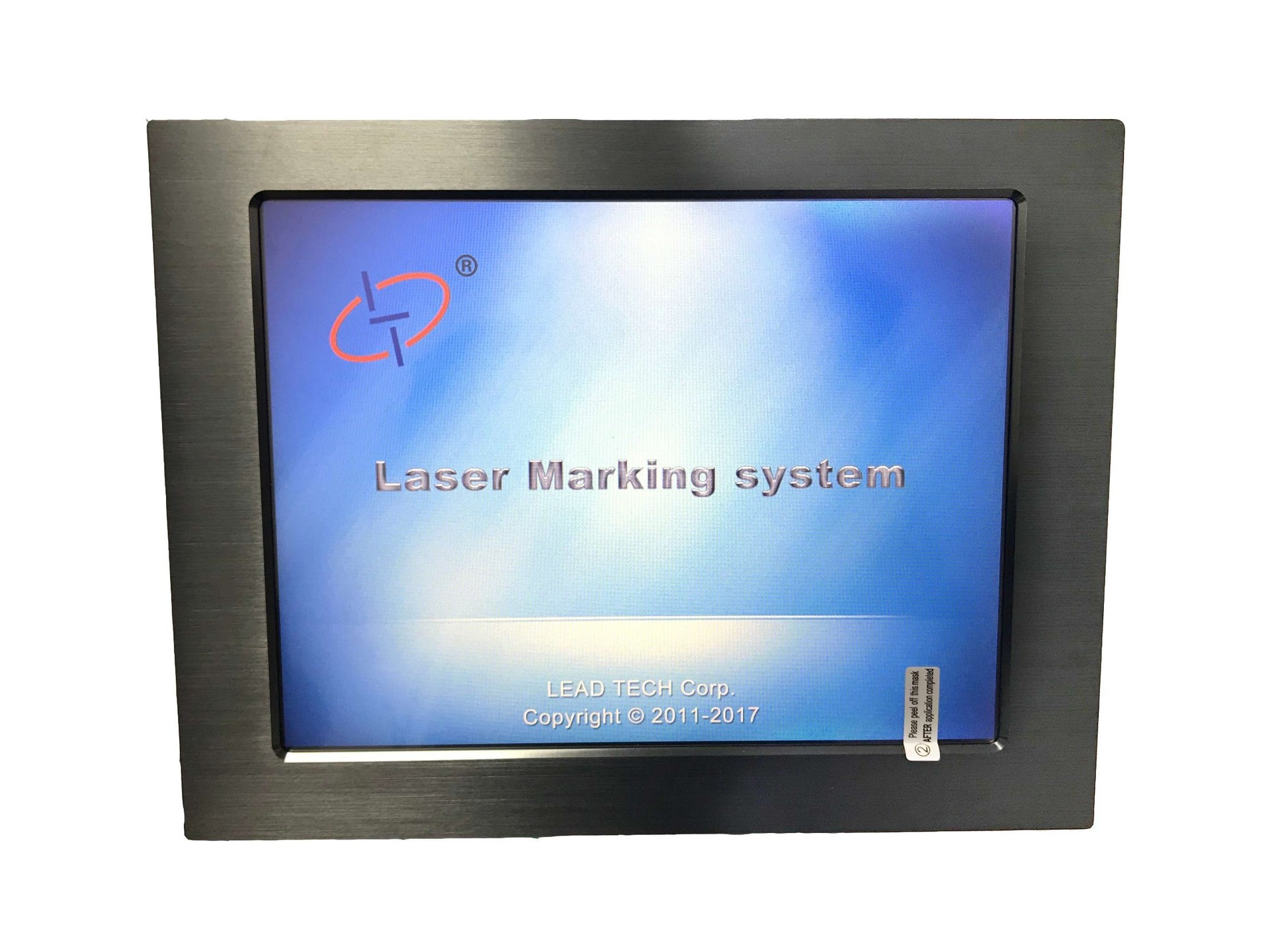 Lead Tech Lt8003u/Lt8005u UV 3W/5W High Precision Laser Printer for Stainless Steel Printing