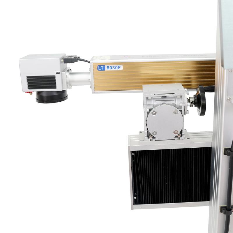 Lt8020f/Lt8030f/Lt8050f Split Laser Printer Fiber Laser Marking Machine