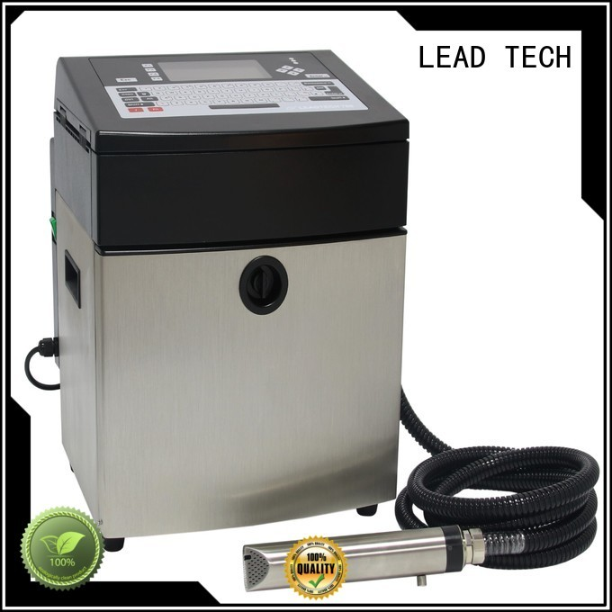 LEAD TECH inkjet 3d printer for auto parts printing