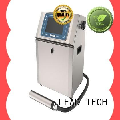 LEAD TECH high-quality contact printer manufacturers for beverage industry printing
