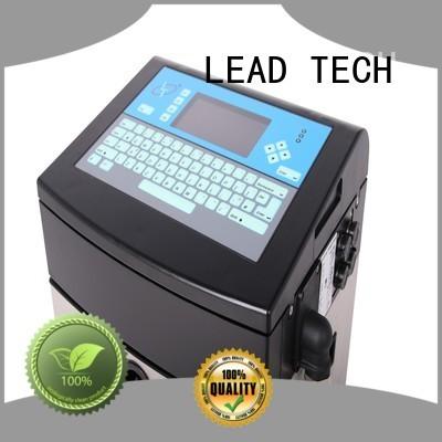 dust-proof piezoelectric inkjet printer professtional for food industry printing