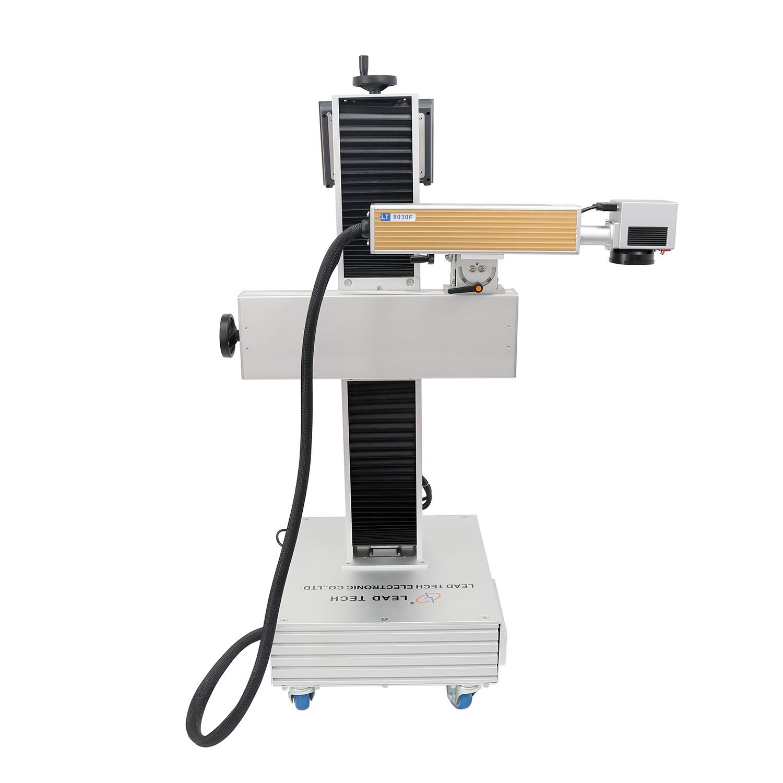 Lead Tech Lt8020f/Lt8030f/Lt8050f Fiber Laser Printing Barcode Printer