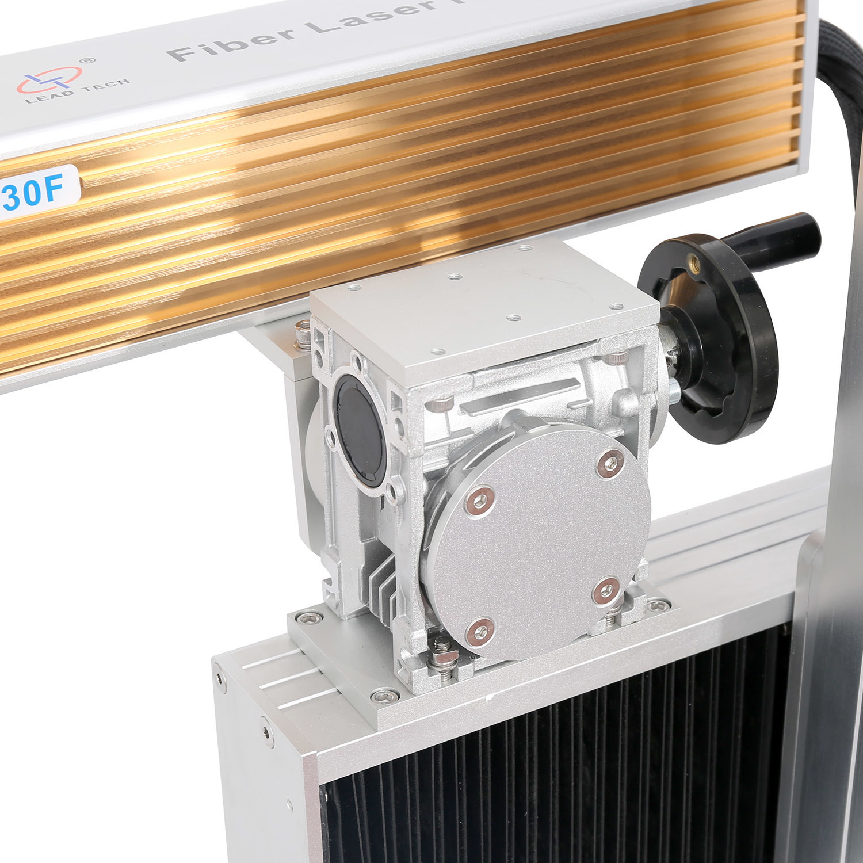Lead Tech Lt8020f/Lt8030f/Lt8050f Coding Machine Fiber Laser Printer