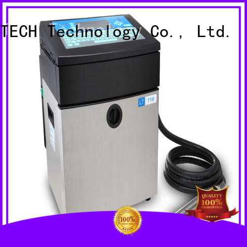 LEAD TECH inkjet printer components company for beverage industry printing