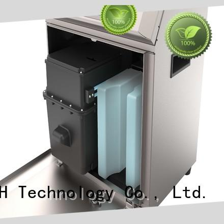 LEAD TECH innovative thermal inkjet printer for food industry printing