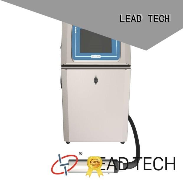 New industrial online inkjet printer for business for drugs industry printing