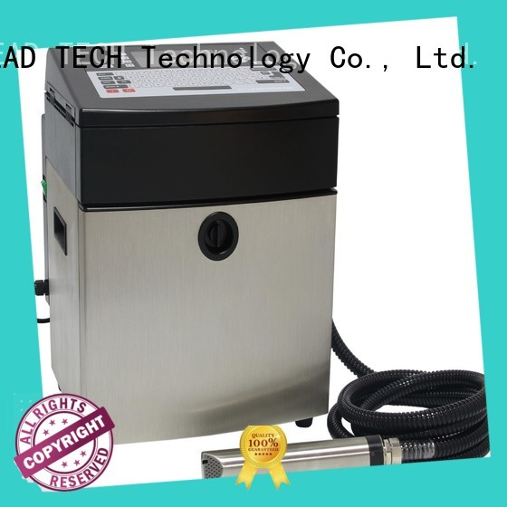 LEAD TECH New non contact inkjet printer for household paper printing