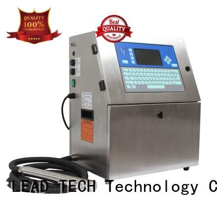 LEAD TECH New cis printer philippines Supply for food industry printing
