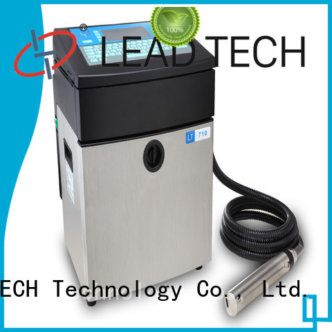 LEAD TECH best continuous ink printer philippines company for pipe printing