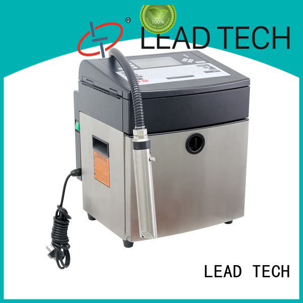 LEAD TECH commercial whats an inkjet printer fast-speed for auto parts printing