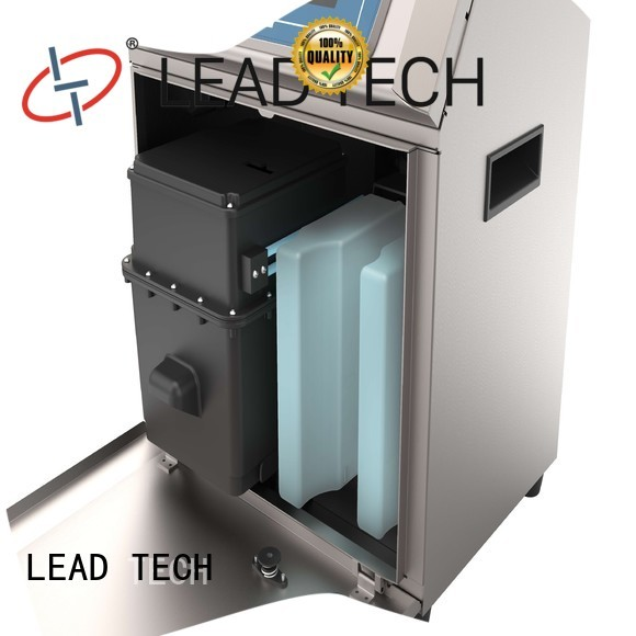 LEAD TECH innovative best quality inkjet printer fast-speed for tobacco industry printing