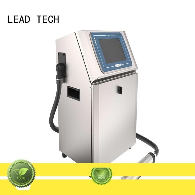 LEAD TECH Top continuous laser printer custom for household paper printing