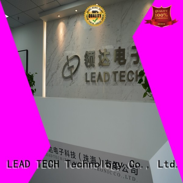 LEAD TECH recycle inkjet printer OEM for auto parts printing
