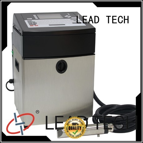 LEAD TECH innovative inkjet printer info manufacturers for building materials printing