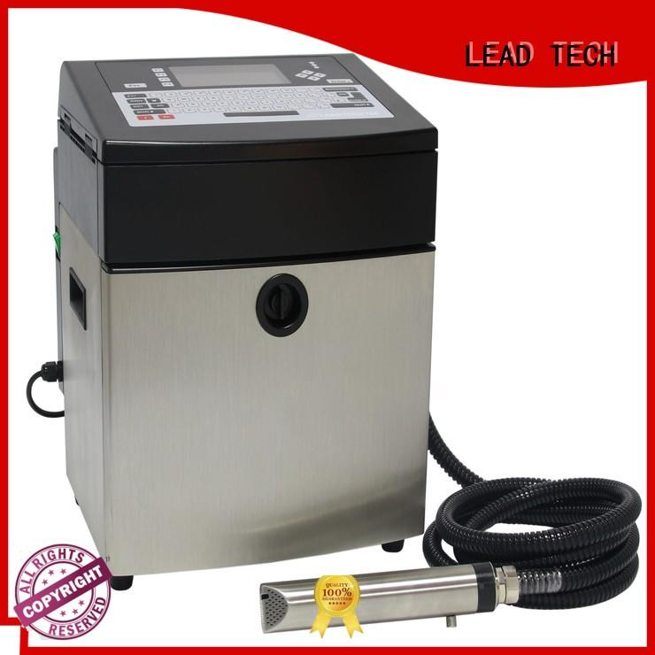 LEAD TECH New what is a inkjet printer Suppliers for drugs industry printing