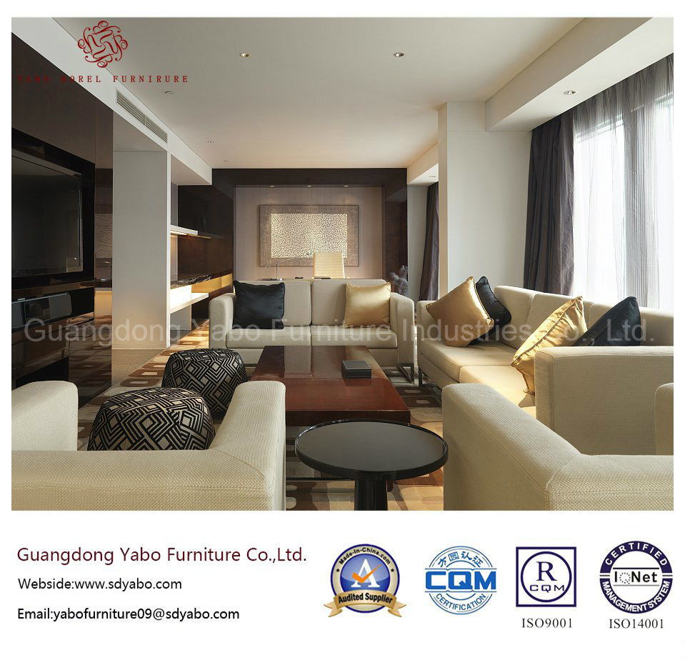 Leisure Hotel Furniture with Living Room Sofa Set (YB-S-10)