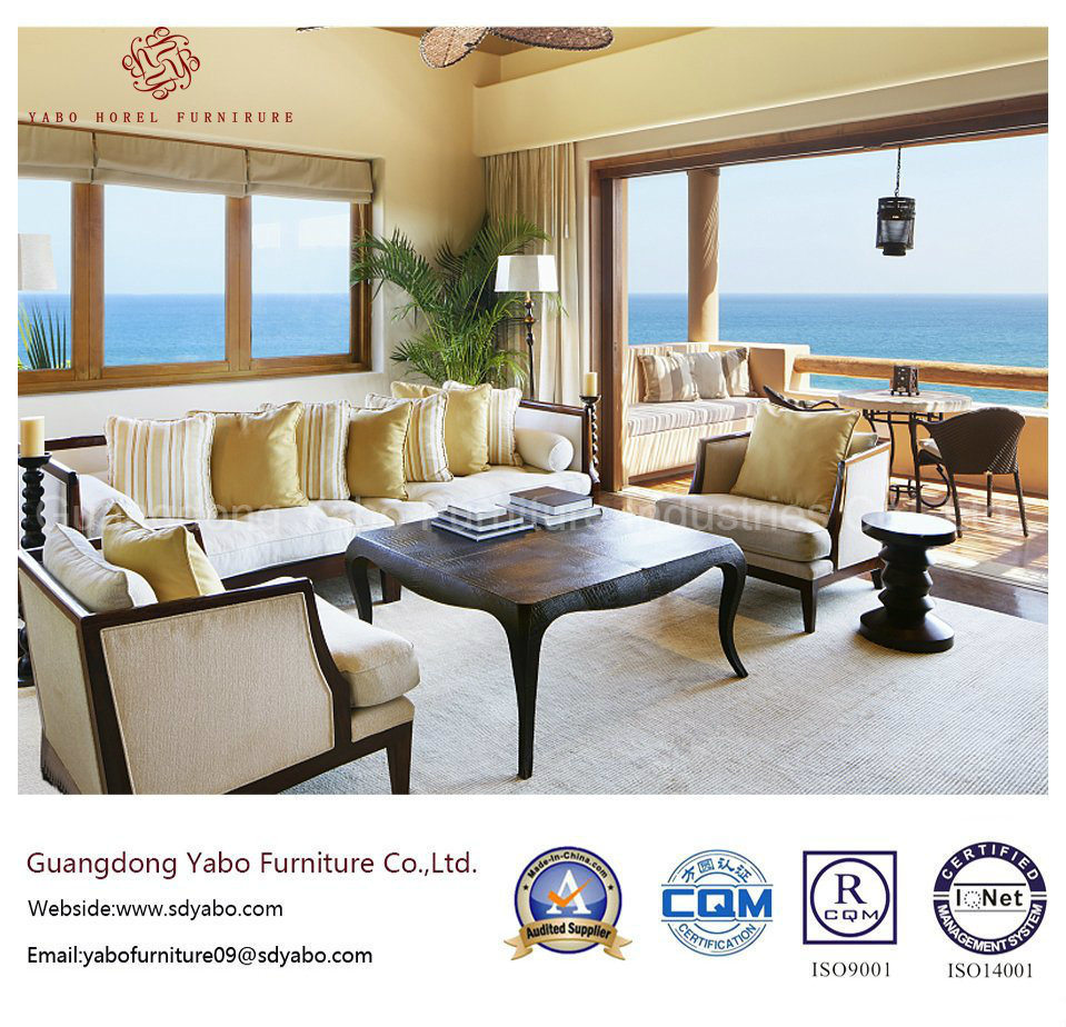 Hotel Furniture for Living Room Furniture Set with Sofa (YB-S-5)