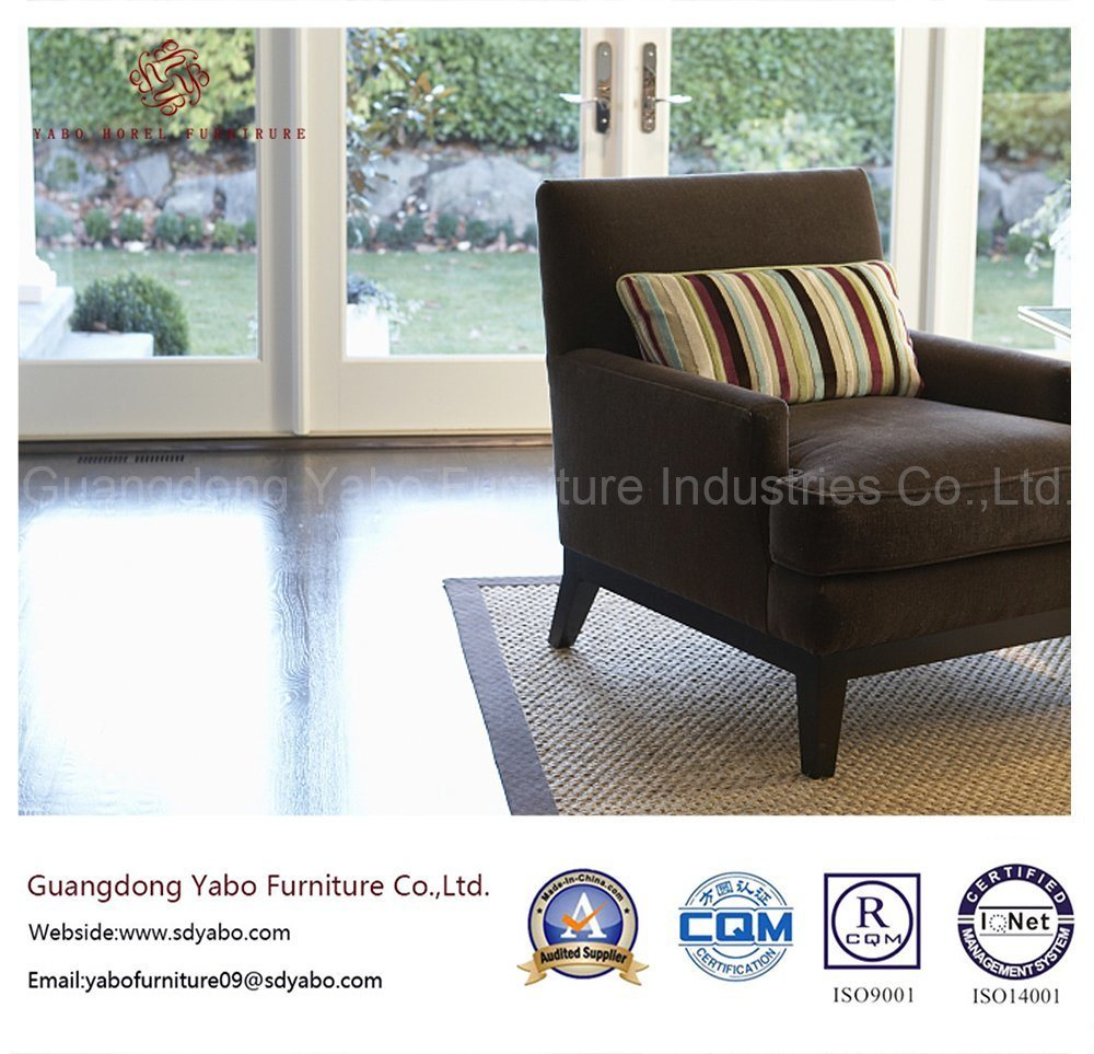 Classical Hotel Furniture with Living Room Sofa Chair (YB-0749)