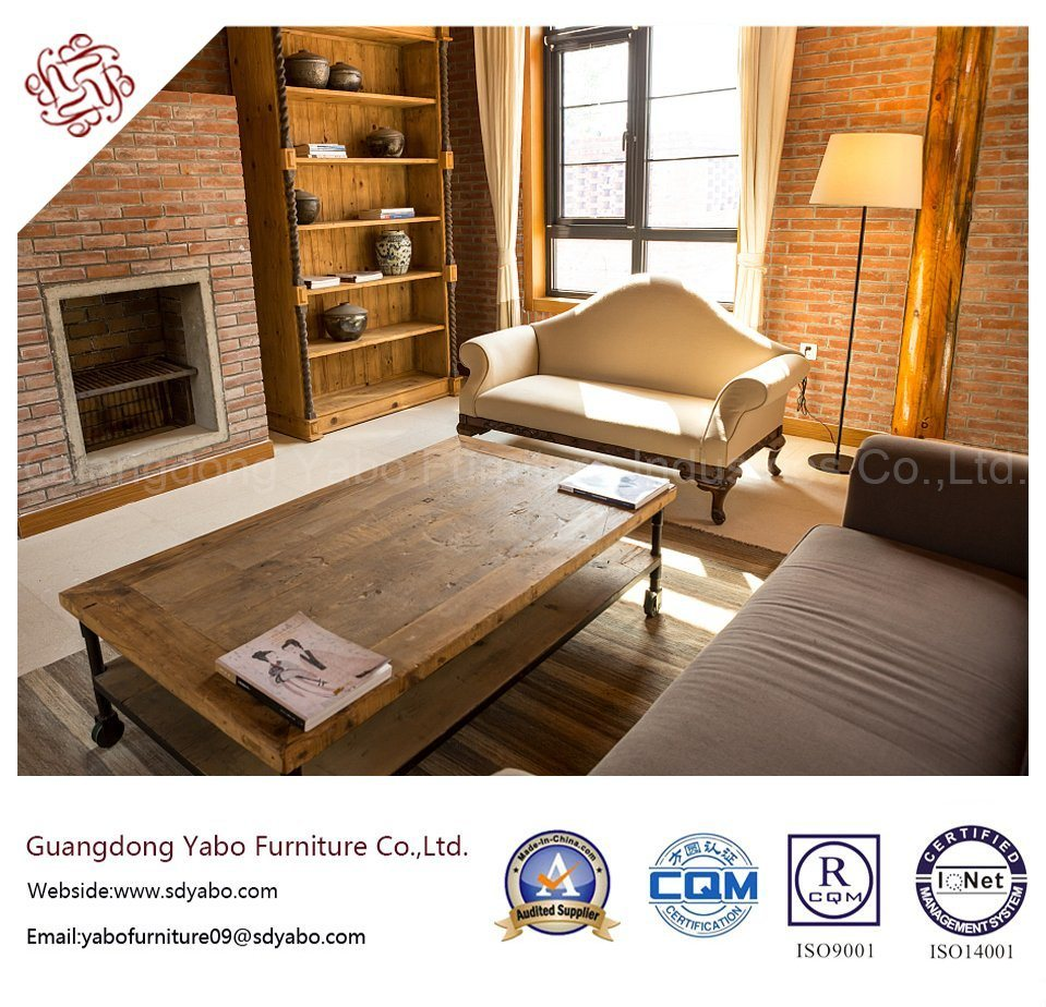 Smartness Hotel Furniture for Living Room with Furniture Set (YB-W08)