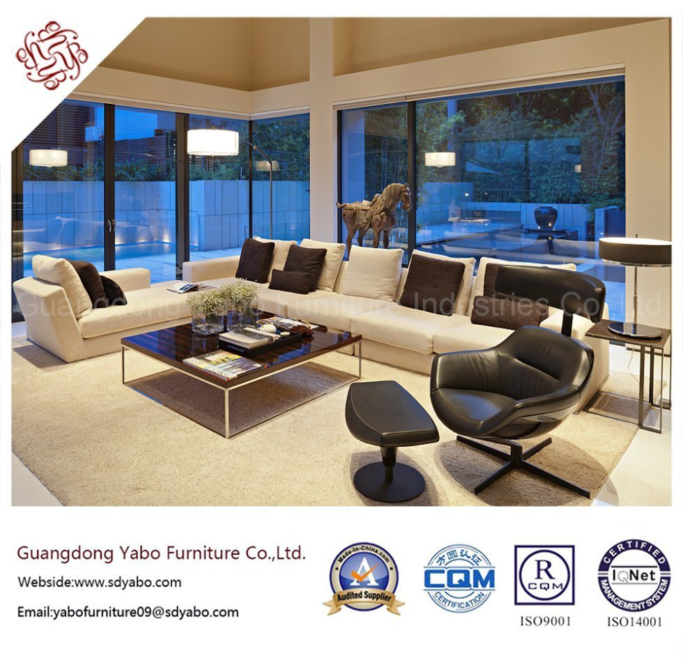 Concise Hotel Furniture for Living Room with Furniture Set (YB-B-20)