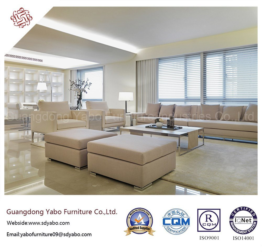 Luxury Hotel Furniture with Living Room Furniture Set (YB-WS-26)
