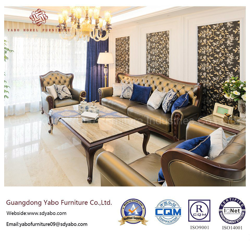 Modernistic Hotel Furniture for Living Room Furniture Set (YB-WS-71)