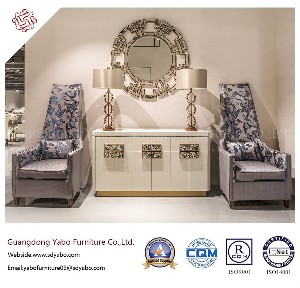 Special Hotel Furniture for Living Room High Back Chair (YB-D-9)