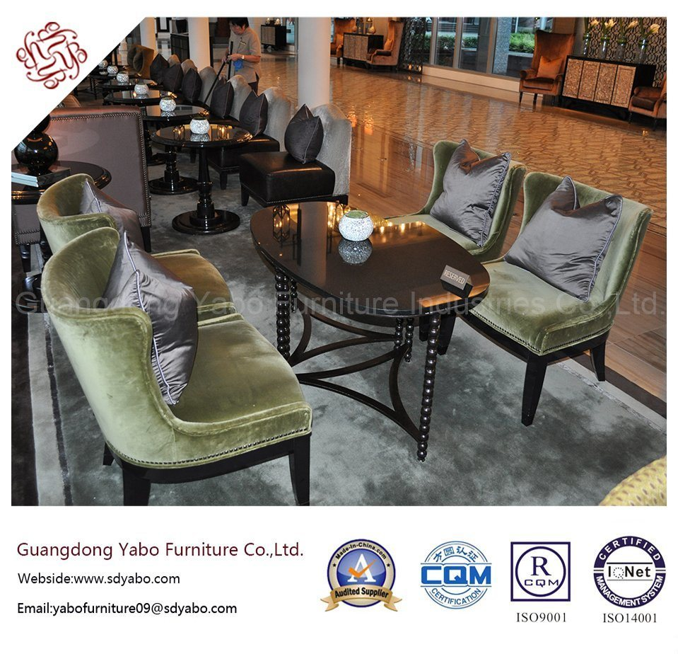 Fine Hotel Furniture for Living Room with Furniture Set (YB-B-7)