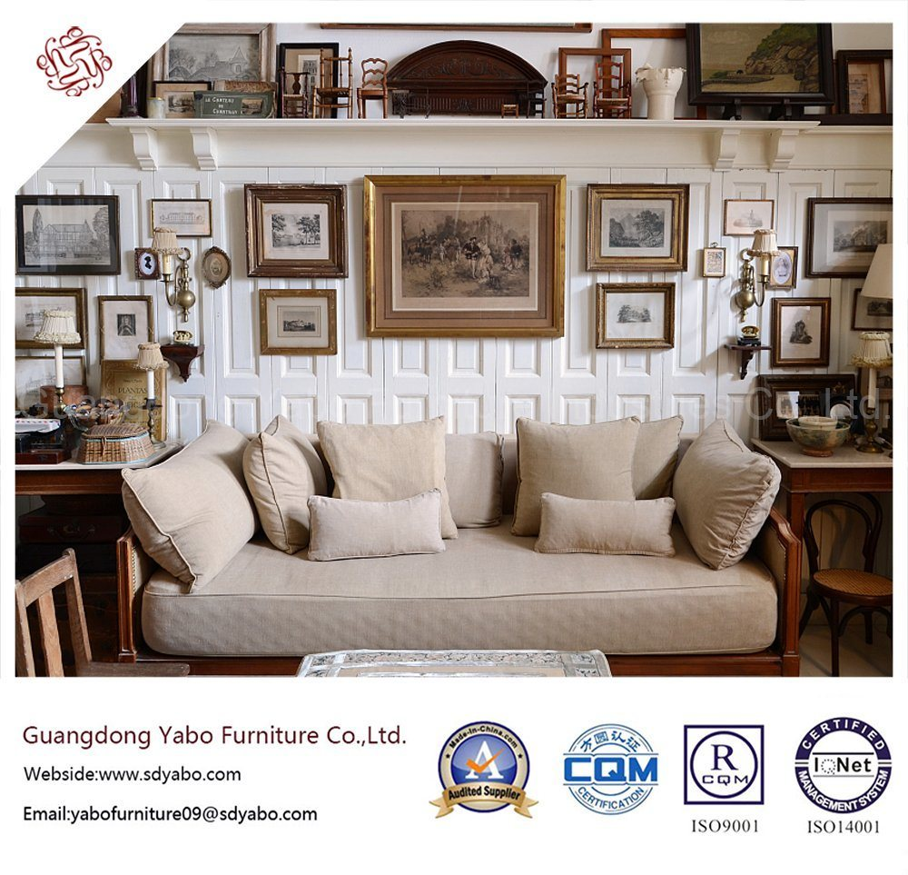 Modern Hotel Furniture with Living Room New Design Sofa (YB-W06)