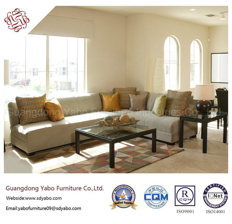Elegant Hotel Furniture Hopistality Living Room Set