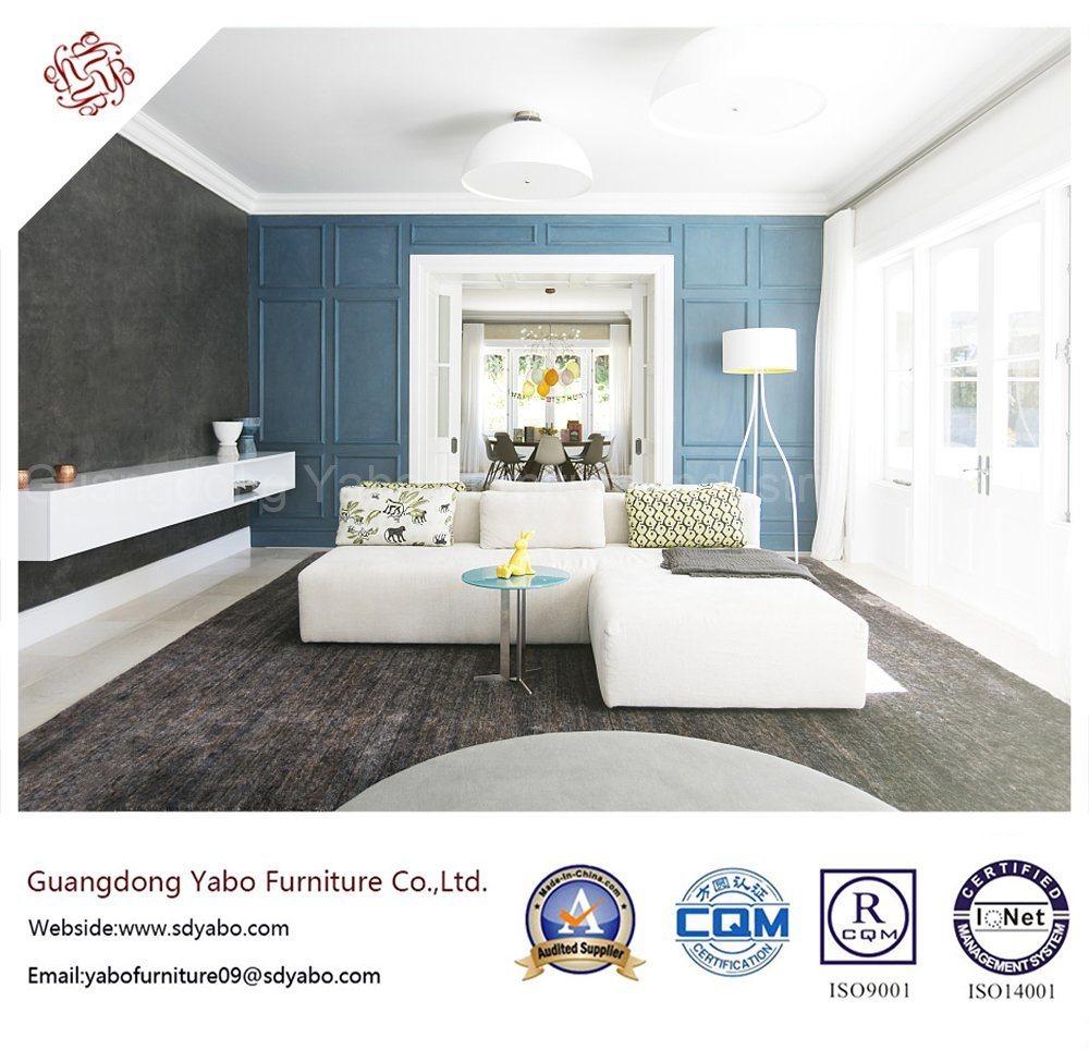 Hotel Furniture Living Room Corner Sofa