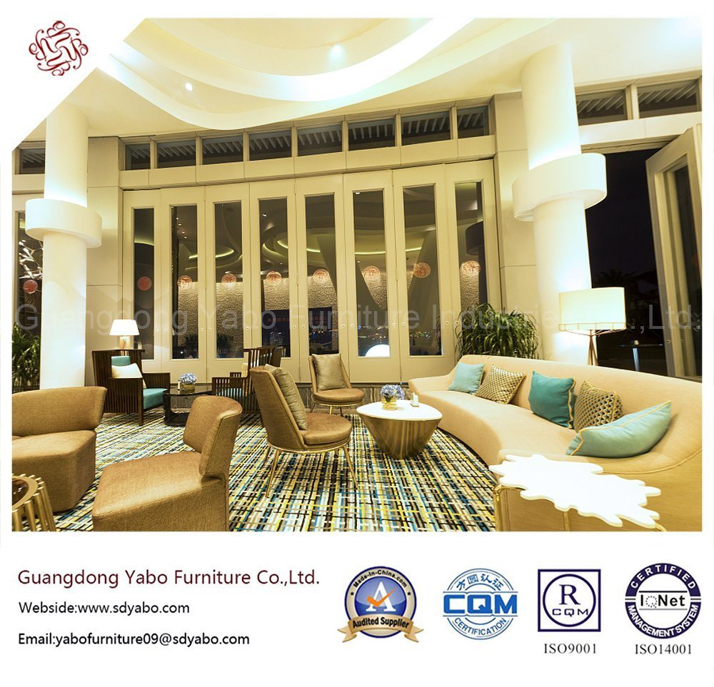 Thrifty Hotel Furiniture for Living Room with Sofa Set (YB-D-1)