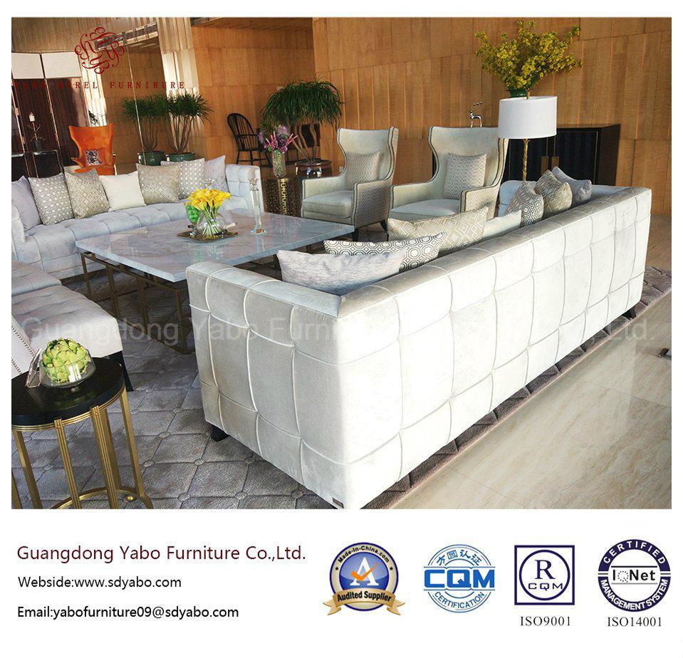 Modern Hotel Furniture for Hospitality Living Room Set (DR-01)