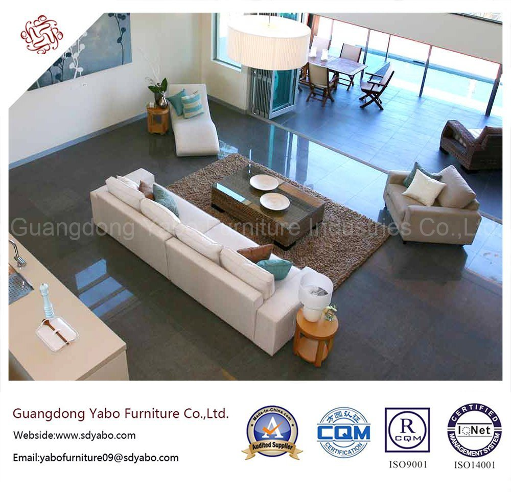 Fabulous Hotel Bedroom Furniture with Living Room Sofa (YB-H-6)