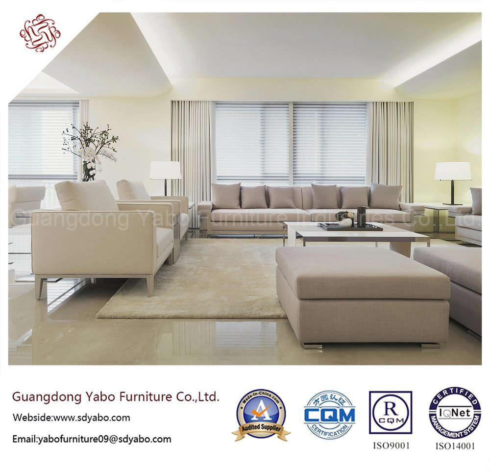 Salable Hotel Furniture with Living Room Sofa Combination (YB-O-46)