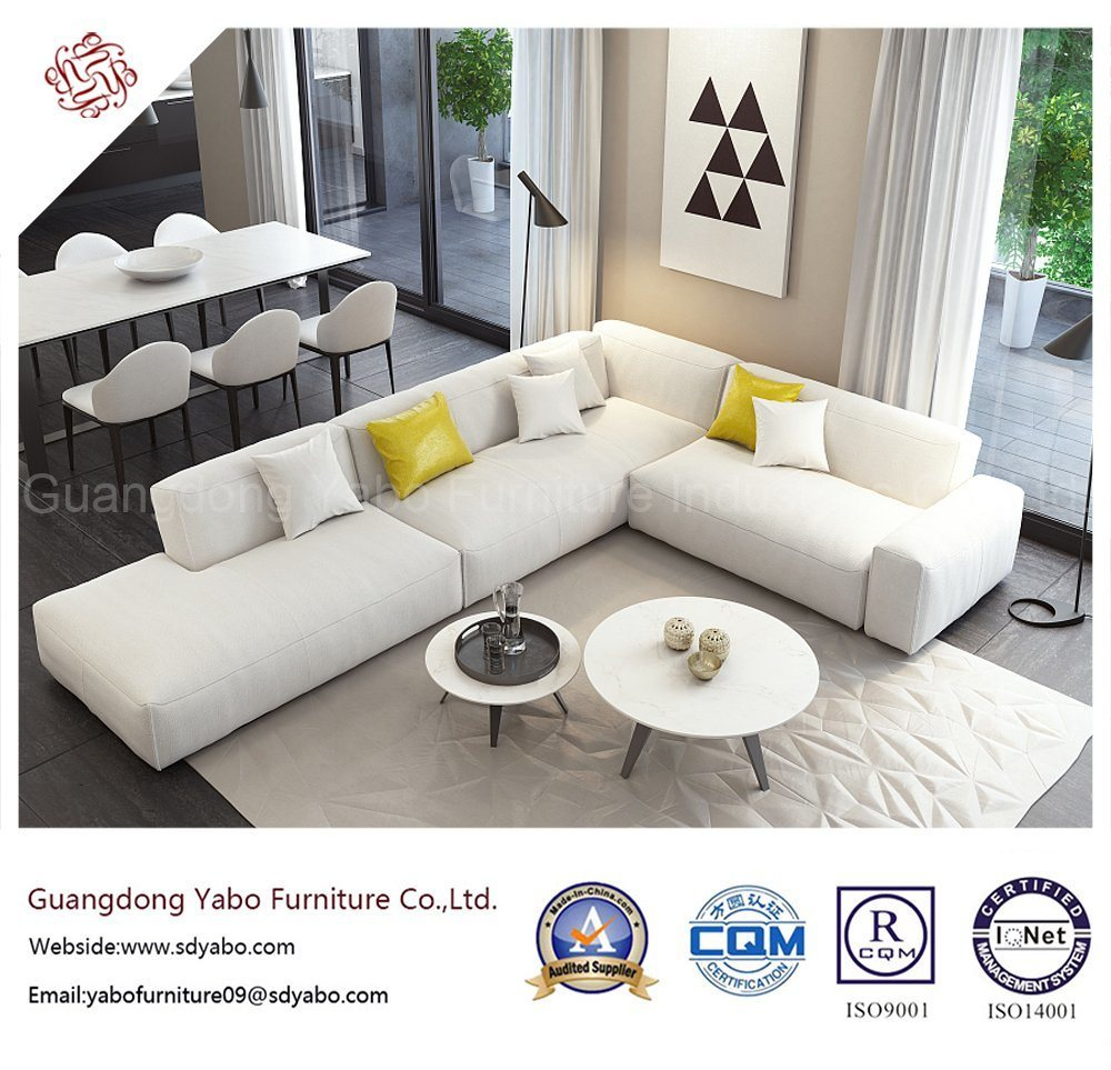 Wonderful Hotel Furniture with Living Room Corner Sofa (YB-O-47)