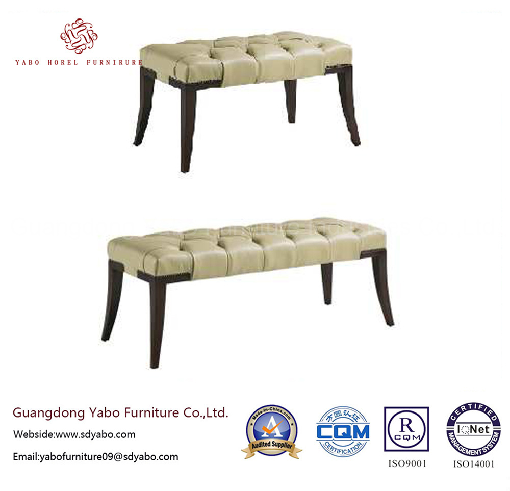 Modern Hotel Furniture for King Bedroom with Bed Bench (6334)