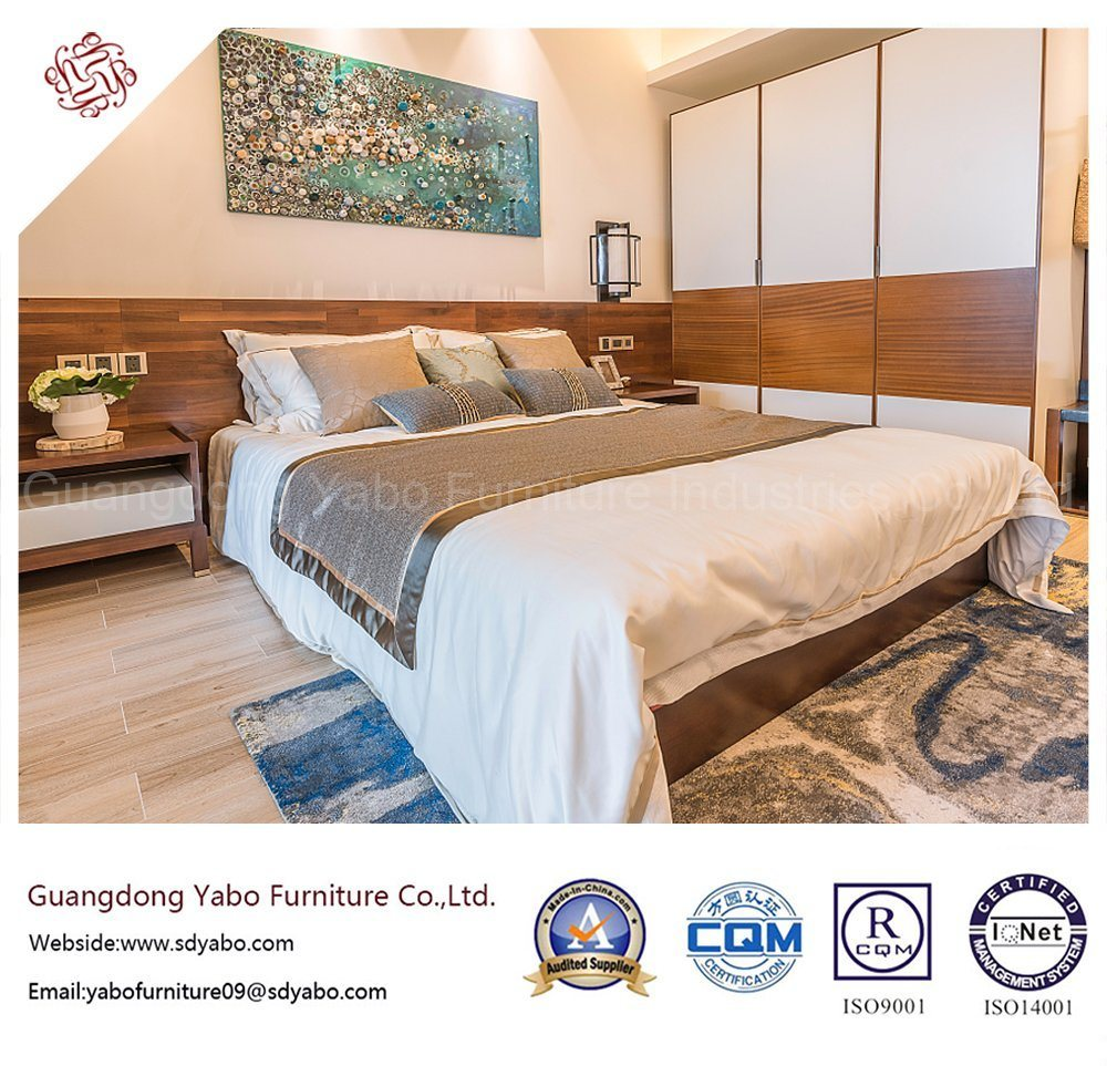 Customized Hotel Bedroom Furniture with Good Design (YB-WS3)