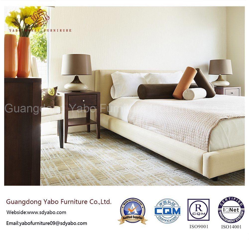 Yabo Generous Hotel Bedroom Furniture for King Room Set (YBS801)