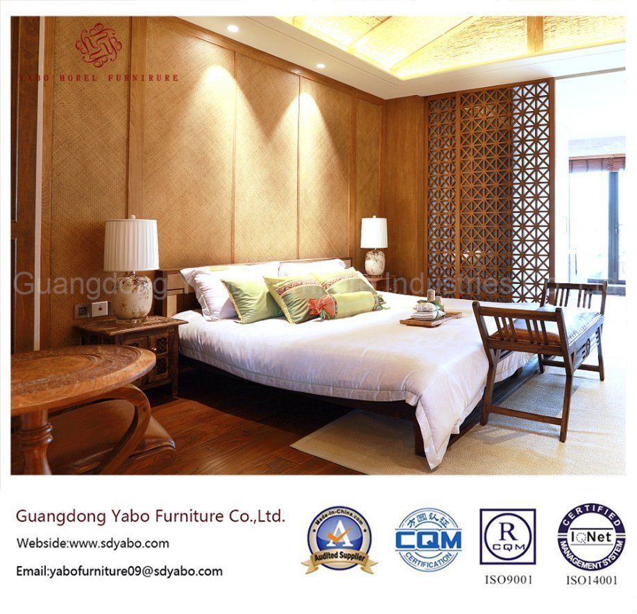 Hotel Wooden Bedroom Furniture Bespoke (YB-WS-84)