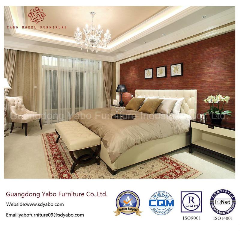 Modern Hotel Bedroom Furniture with Bespoke Design (YB-S-2)