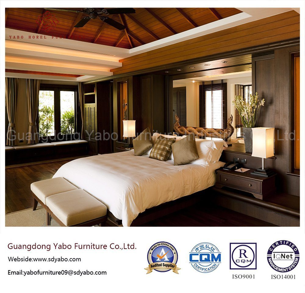 Custom-Made Hotel Bedroom Furniture by China Supplier (YB-WS-65)