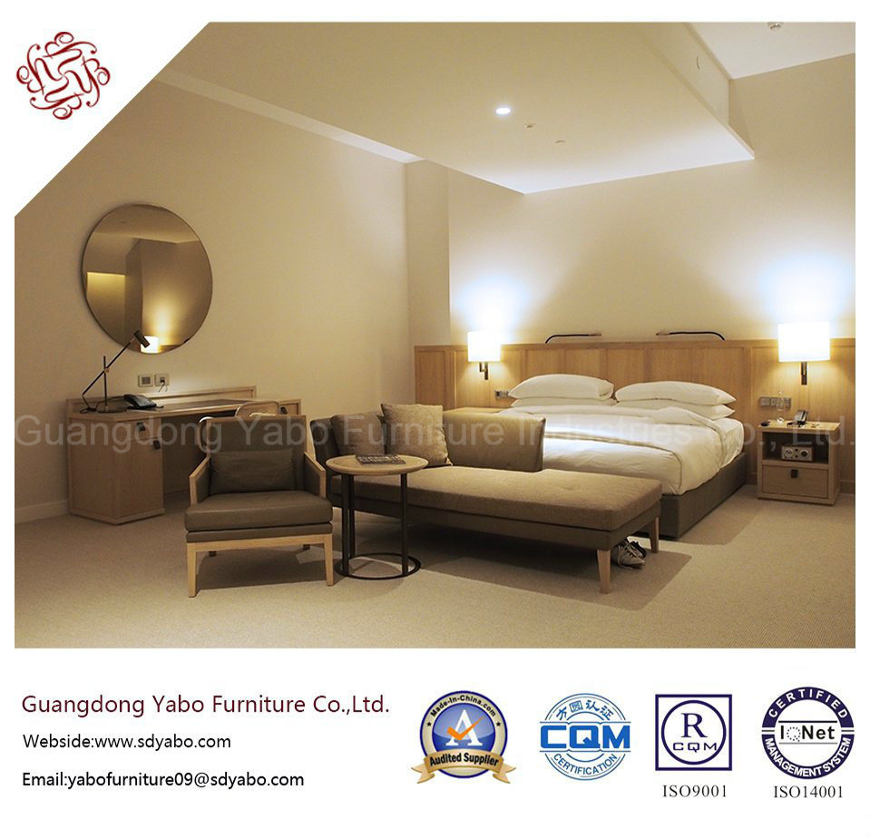Smartness Hotel Bedroom Furniture with Modern Sofa Set (YB-S-16-1)