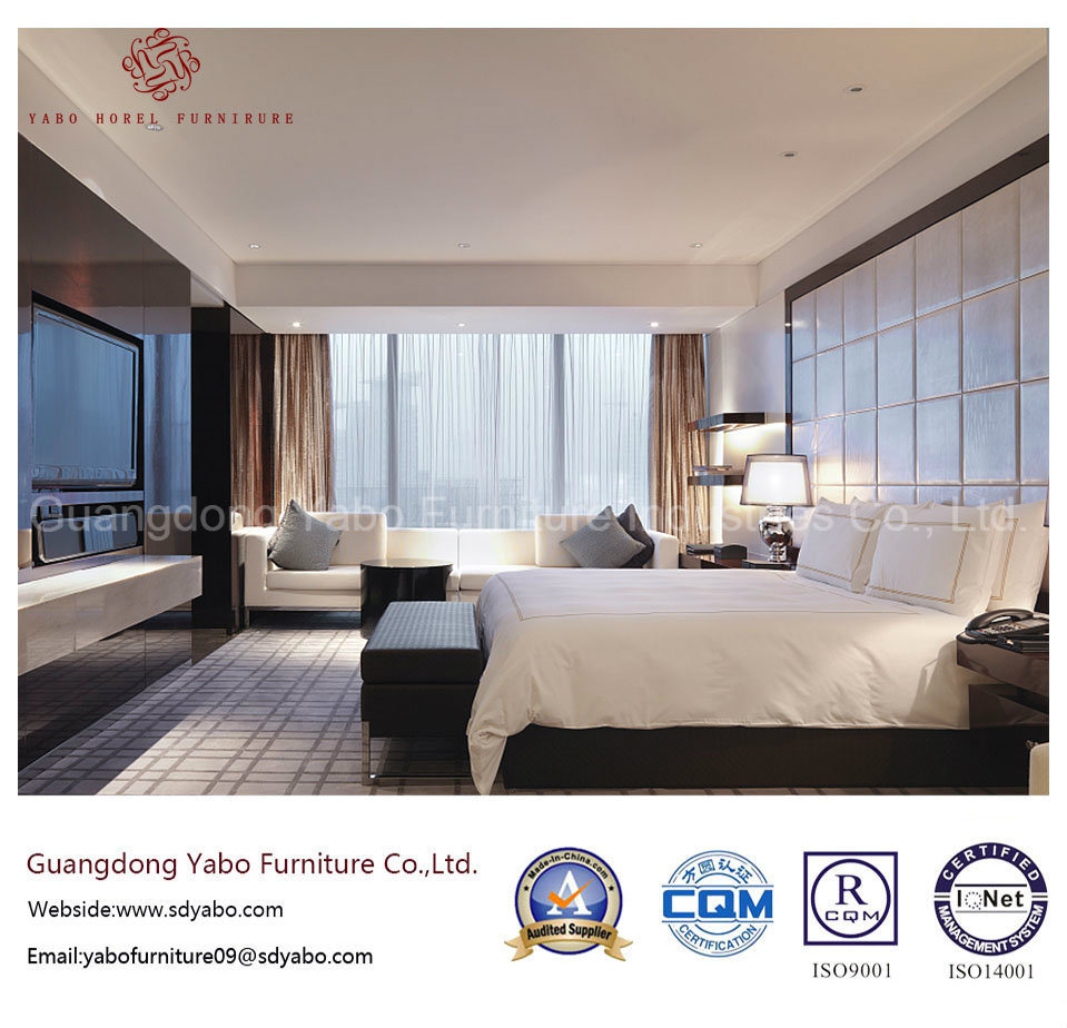 Delicate Hotel Bedroom Furniture with Sofa Bed (YB-S-13-1)