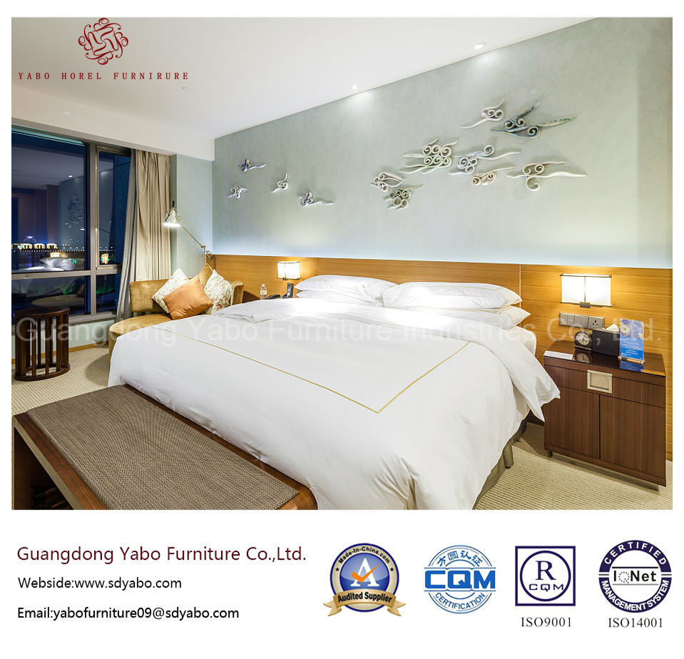 Upscale Hotel Bedroom Furniture with Good Design (YB-S-9-1)