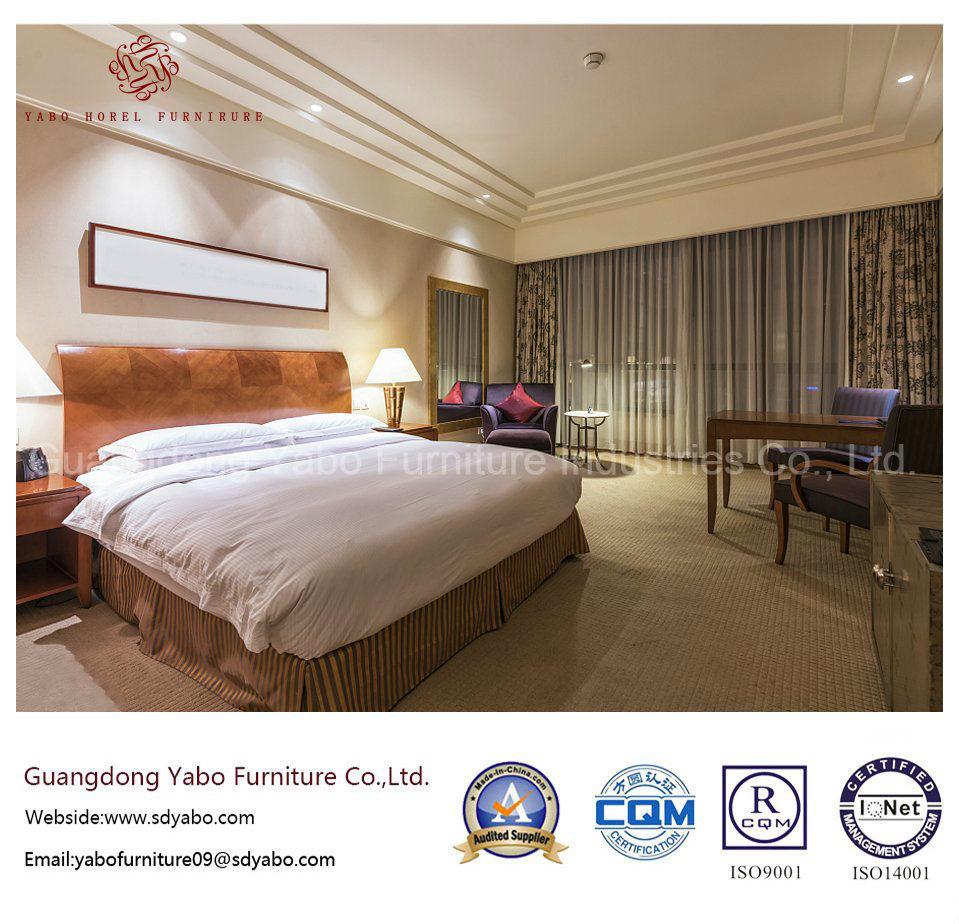 Modern Hotel Bedroom Furniture with Good Interior Design (YB-WS-57)